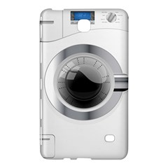 White Washing Machine Samsung Galaxy Tab 4 (7 ) Hardshell Case
