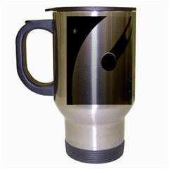 Computer Hard Disk Drive Hdd Travel Mug (silver Gray) by BangZart