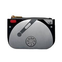Computer Hard Disk Drive Hdd Mini Coin Purses by BangZart