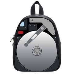 Computer Hard Disk Drive Hdd School Bags (small)  by BangZart