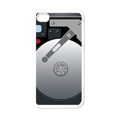 Computer Hard Disk Drive Hdd Apple Iphone 4 Case (white) by BangZart