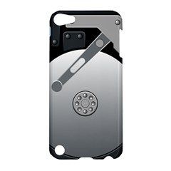 Computer Hard Disk Drive Hdd Apple Ipod Touch 5 Hardshell Case by BangZart
