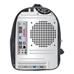 Standard Computer Case Back School Bags(large)