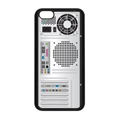 Standard Computer Case Back Apple Iphone 5c Seamless Case (black)