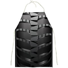 Tire Full Print Aprons