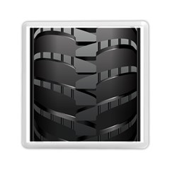 Tire Memory Card Reader (square)  by BangZart