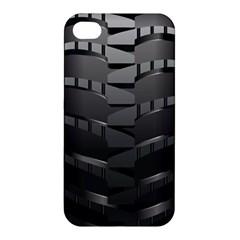 Tire Apple Iphone 4/4s Premium Hardshell Case