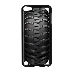 Tire Apple Ipod Touch 5 Case (black) by BangZart