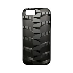 Tire Apple Iphone 5 Classic Hardshell Case (pc+silicone)