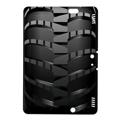 Tire Kindle Fire Hdx 8 9  Hardshell Case by BangZart