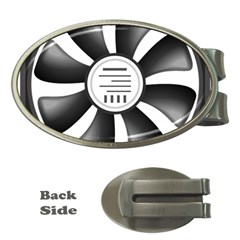 12v Computer Fan Money Clips (oval)  by BangZart