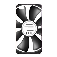 12v Computer Fan Apple Iphone 4/4s Seamless Case (black)