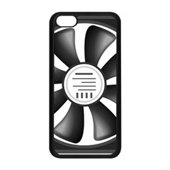 12v Computer Fan Apple Iphone 5c Seamless Case (black)