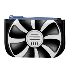 12v Computer Fan Large Coin Purse