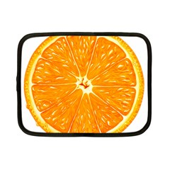 Orange Slice Netbook Case (small)  by BangZart
