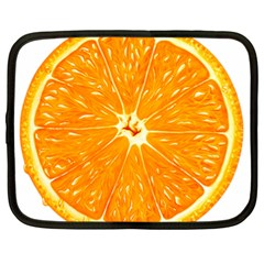 Orange Slice Netbook Case (xl)