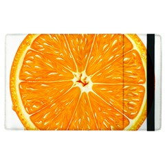 Orange Slice Apple Ipad 2 Flip Case by BangZart