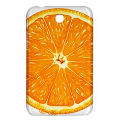 Orange Slice Samsung Galaxy Tab 3 (7 ) P3200 Hardshell Case  by BangZart