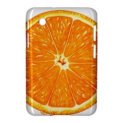 Orange Slice Samsung Galaxy Tab 2 (7 ) P3100 Hardshell Case