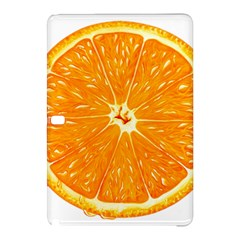 Orange Slice Samsung Galaxy Tab Pro 10 1 Hardshell Case by BangZart