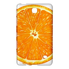 Orange Slice Samsung Galaxy Tab 4 (8 ) Hardshell Case