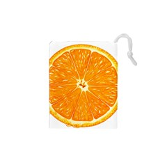 Orange Slice Drawstring Pouches (xs)