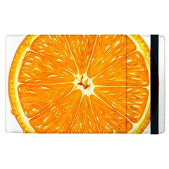 Orange Slice Apple Ipad Pro 12 9   Flip Case by BangZart