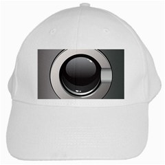 Washing Machine White Cap