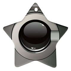 Washing Machine Ornament (star)