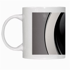 Washing Machine White Mugs by BangZart