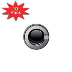 Washing Machine 1  Mini Buttons (10 Pack)  by BangZart