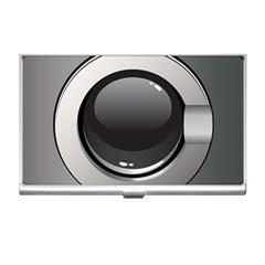 Washing Machine Business Card Holders by BangZart