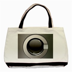 Washing Machine Basic Tote Bag by BangZart
