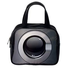 Washing Machine Classic Handbags (one Side) by BangZart