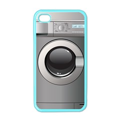Washing Machine Apple Iphone 4 Case (color) by BangZart