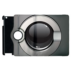 Washing Machine Apple Ipad 2 Flip 360 Case by BangZart