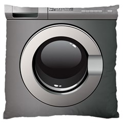 Washing Machine Standard Flano Cushion Case (two Sides)