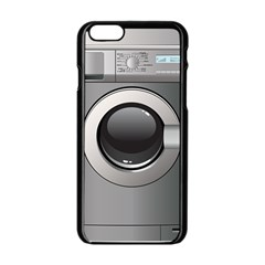 Washing Machine Apple Iphone 6/6s Black Enamel Case by BangZart