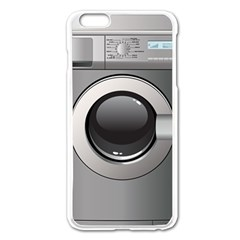 Washing Machine Apple Iphone 6 Plus/6s Plus Enamel White Case by BangZart