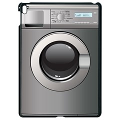 Washing Machine Apple Ipad Pro 9 7   Black Seamless Case
