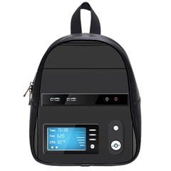 Standard Computer Case Front School Bags (small)