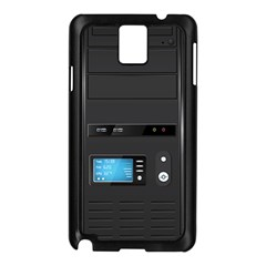 Standard Computer Case Front Samsung Galaxy Note 3 N9005 Case (black) by BangZart