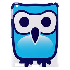 Owl Logo Clip Art Apple Ipad 3/4 Hardshell Case (compatible With Smart Cover) by BangZart