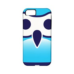 Owl Logo Clip Art Apple Iphone 5 Classic Hardshell Case (pc+silicone) by BangZart
