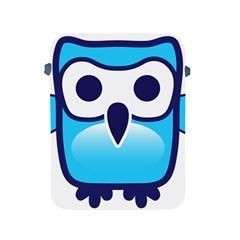 Owl Logo Clip Art Apple Ipad 2/3/4 Protective Soft Cases