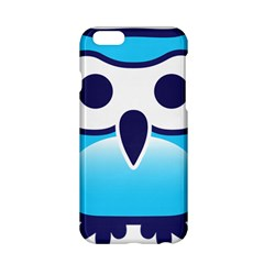 Owl Logo Clip Art Apple Iphone 6/6s Hardshell Case by BangZart