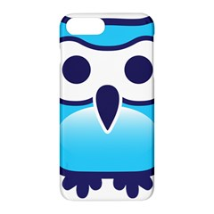 Owl Logo Clip Art Apple Iphone 7 Plus Hardshell Case