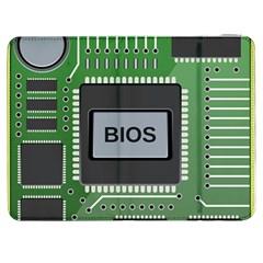 Computer Bios Board Samsung Galaxy Tab 7  P1000 Flip Case