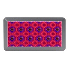 Retro Abstract Boho Unique Memory Card Reader (mini)