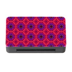 Retro Abstract Boho Unique Memory Card Reader With Cf